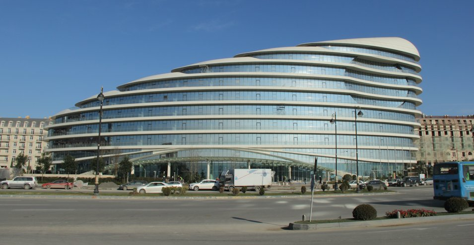 White City in Baku, assessed under BREEAM International