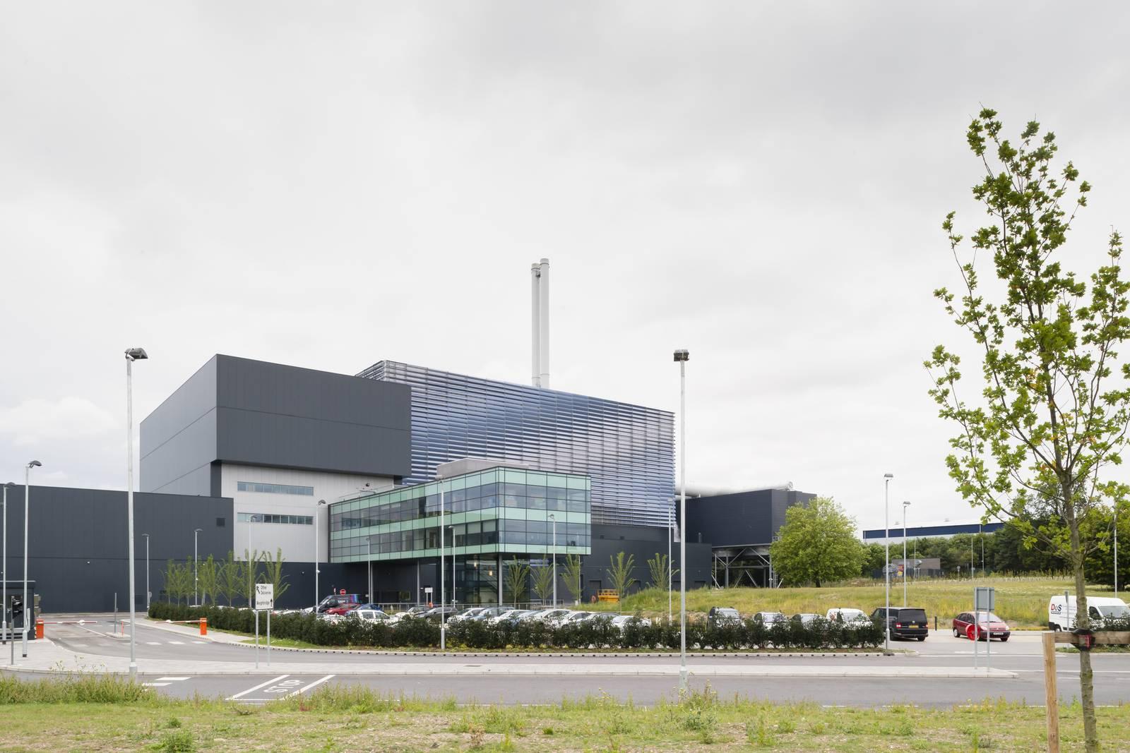 Suez energy from waste facility - Grimshaw Architects
