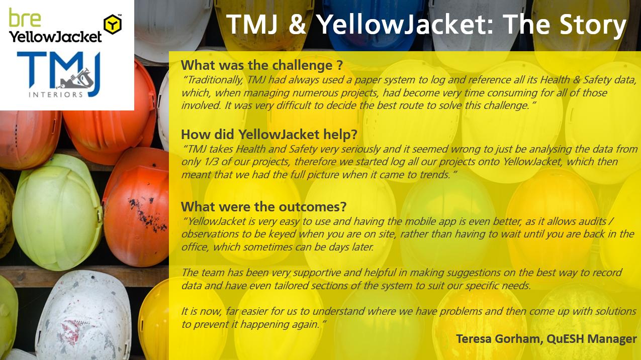 TMJ case study