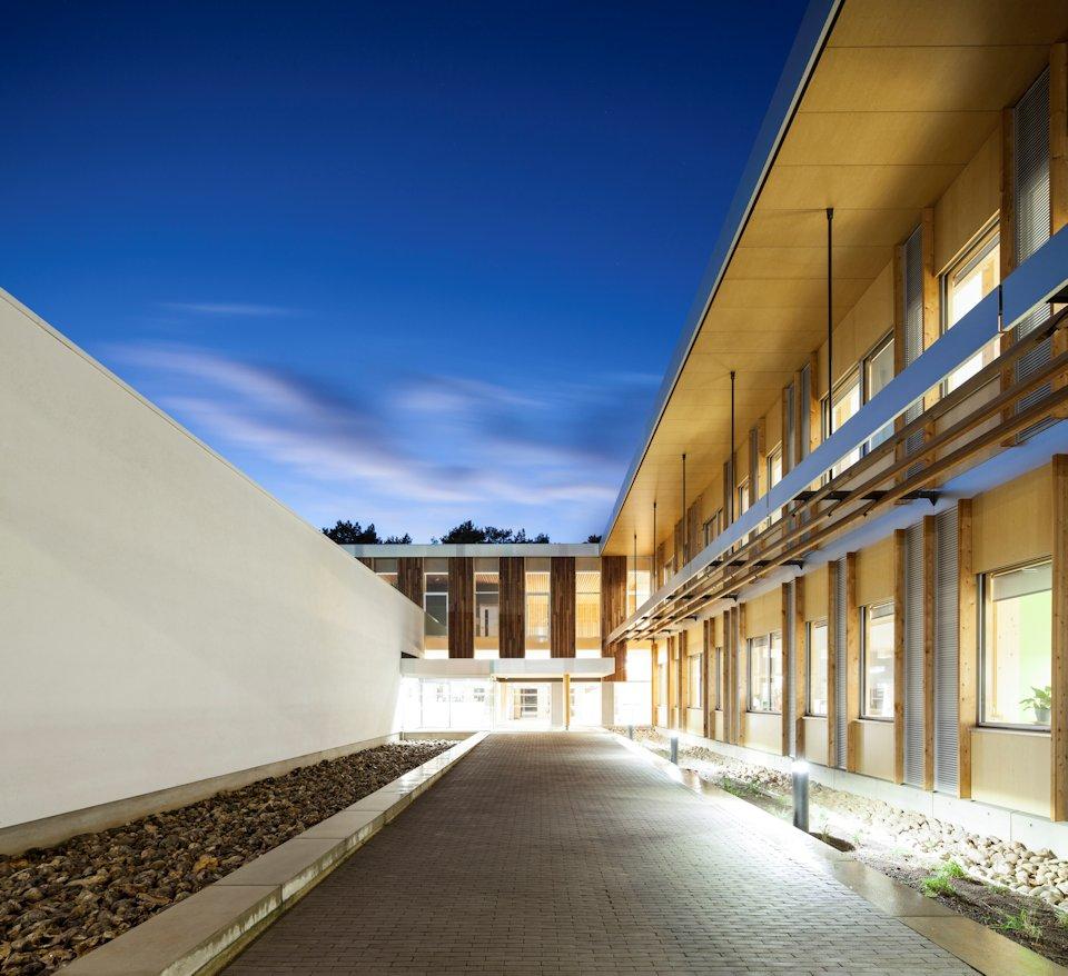The Enterprise Centre at the UEA