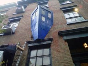 TARDIS and BIM