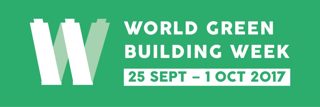 Get On & Keep Pedalling! Team BREEAM is proud to support World Green Building Week