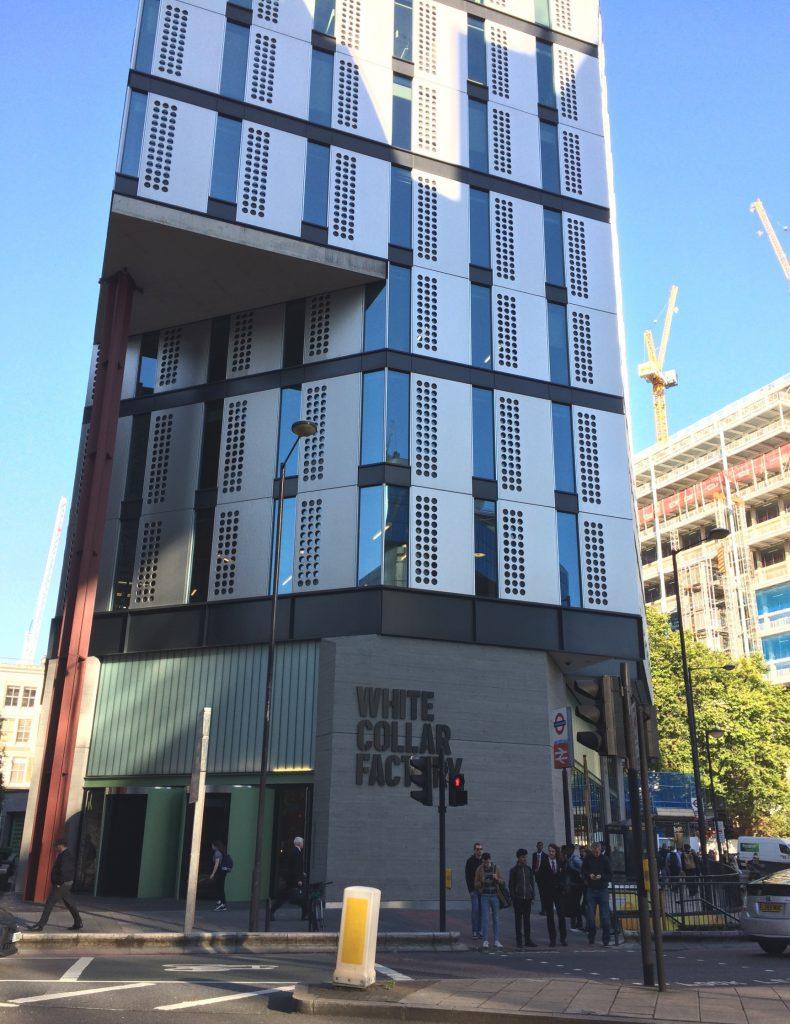 White Collar Factory: an inspiring BREEAM Outstanding building