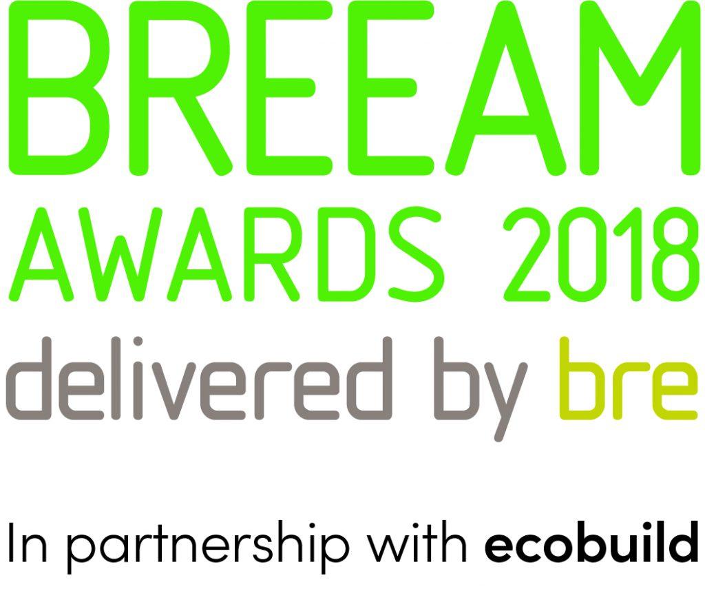 BREEAM Awards Partners with Ecobuild 2018