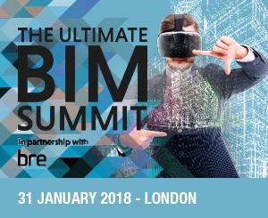 The Ultimate BIM Summit, London 31.1.18