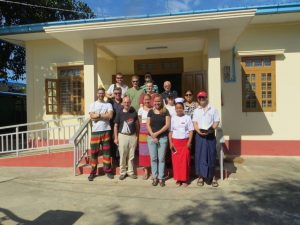 Update from Myanmar - Article25 Charity Cycle
