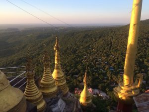Update from Myanmar – Article25 Charity Cycle