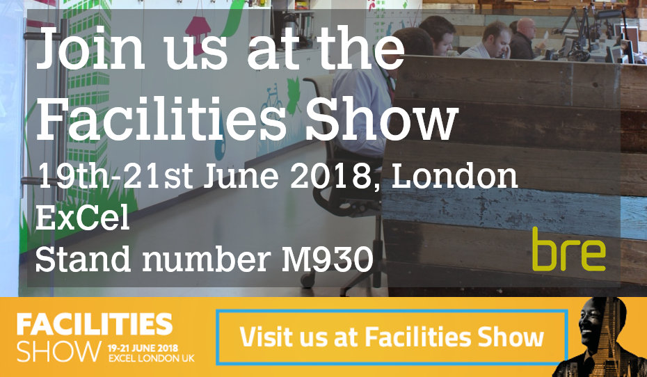BRE at the Facilities Show 2018