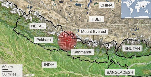 Disaster Response in Gorkha District – Catholic Relief Service's QSAND Application in Nepal
