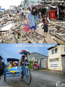 Reconstruction following Typhoon Haiyan (Yolanda) – A Review of a QSAND Application in the Philippines