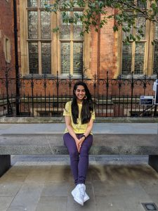 Supporting the QSAND Tool - Meet Pallavi.