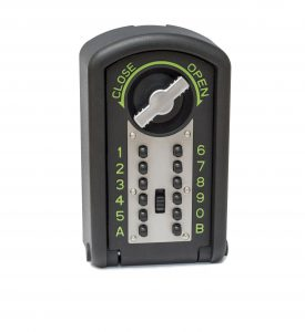 Burton Safes: safe with LPS 1175 Issue 8